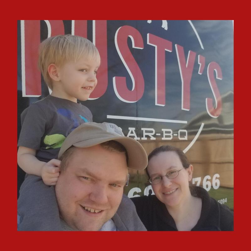Rusty's Bar-B-Q Family